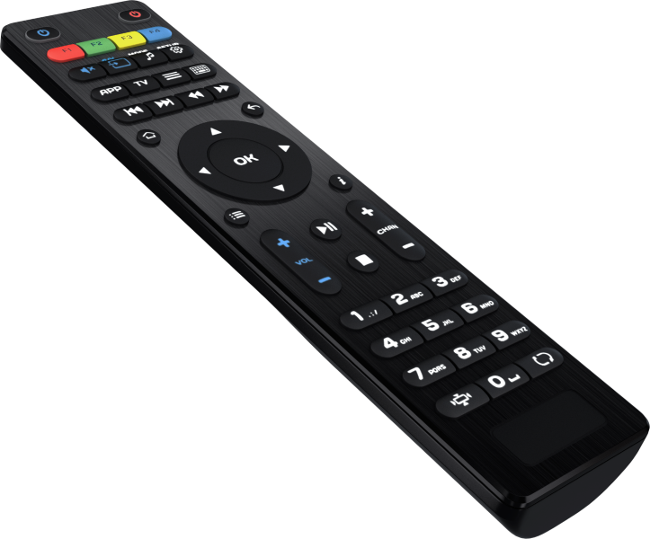 Remote Control for MAG250/254/255