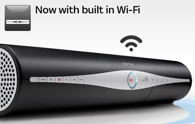 how to connect sky box to wifi with wps