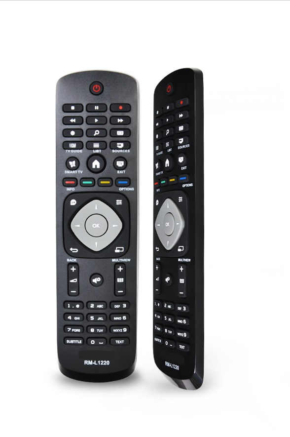 Accessories Remote Controls Philips Remote Control Philips Led Lcd Plasma Tv Rm L1220
