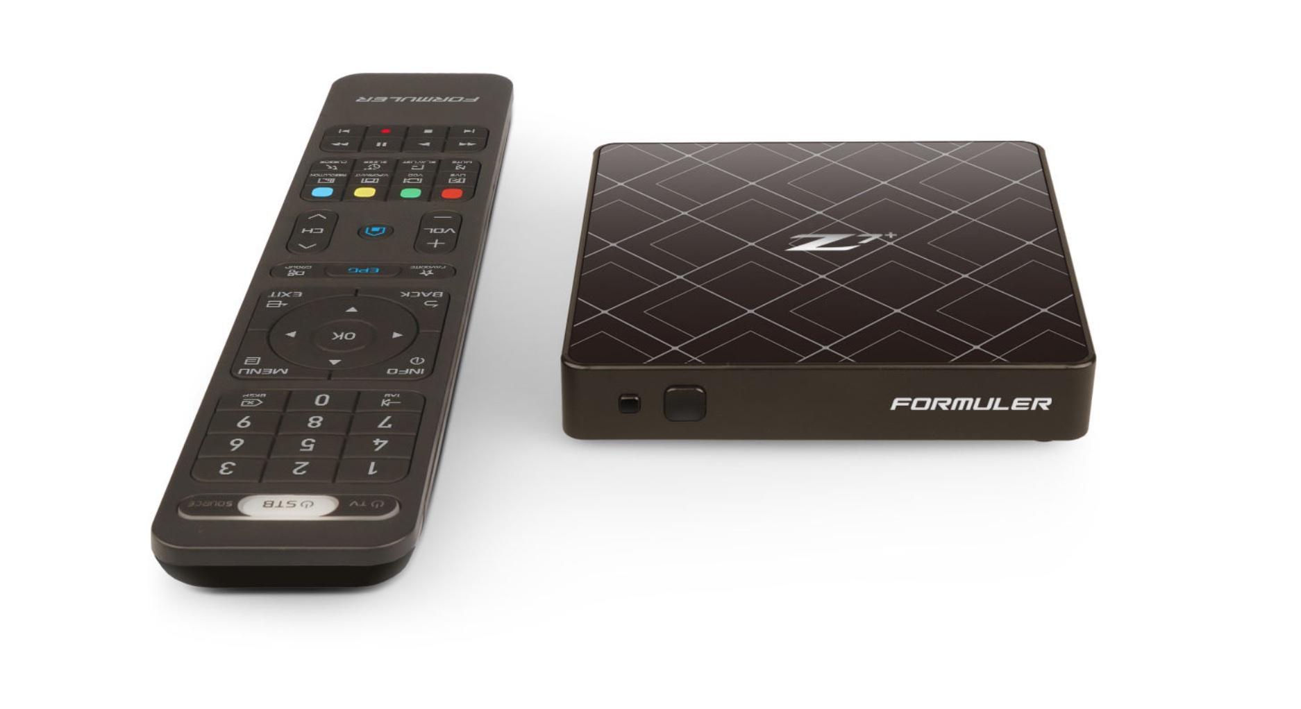 Formuler Z7+ Android 7 0 IPTV Set Top Box