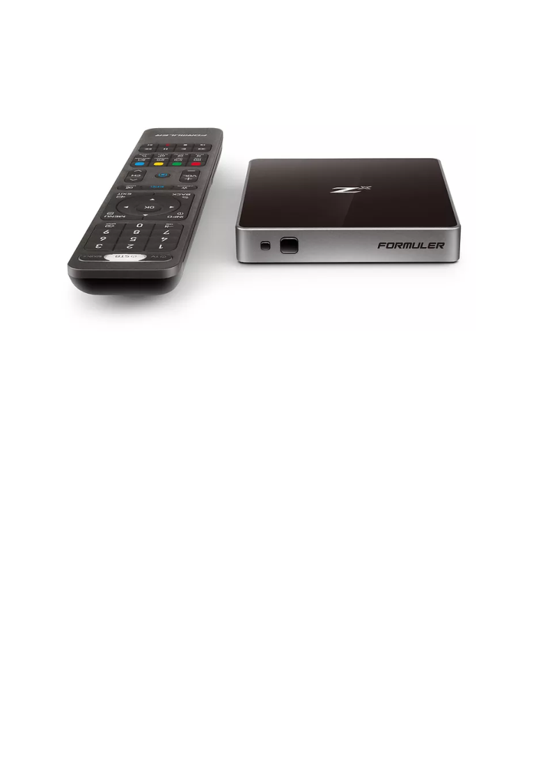 Formuler Zx Android 7 0 IPTV Set Top Box